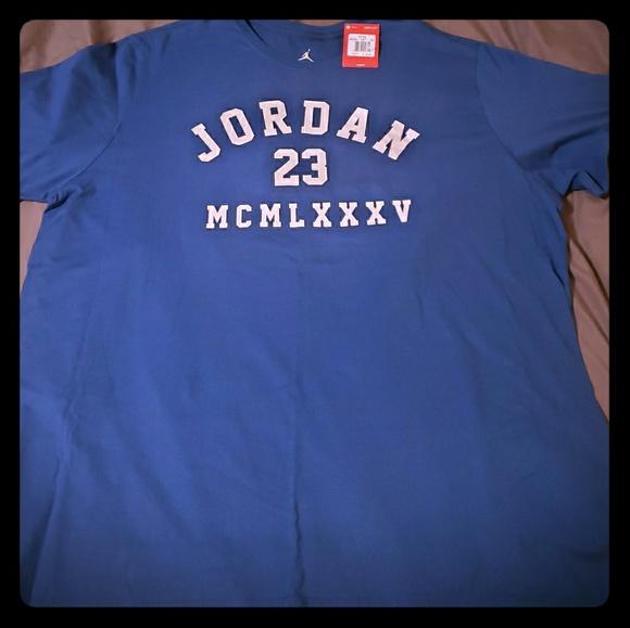 1827c5f4b3f9 Jordan Tshirt. NWT